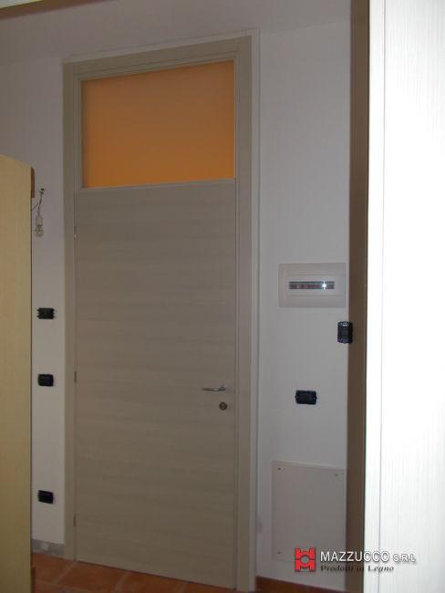 Le nostre realizzazioni - Sopraluce porta ...