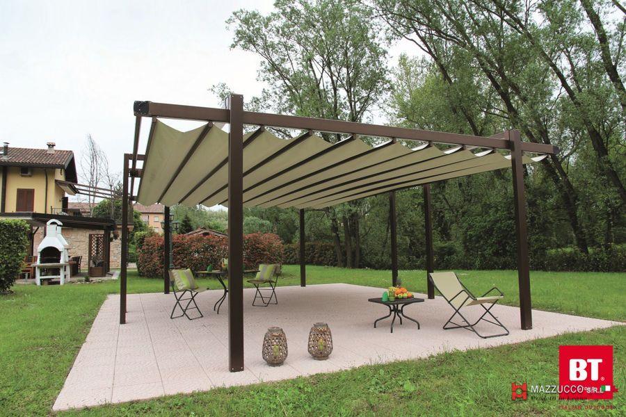 Pergosquare - Progetti piccoli giardini privati ...