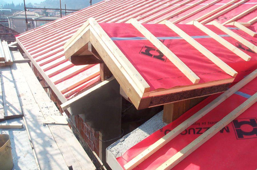 vendita materiali per costruzione tetti e prefabbricati